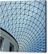 British Museum Acrylic Print