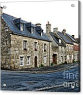 Brittany Acrylic Print by Olivier Le Queinec