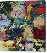Broad At Jackson Acrylic Print