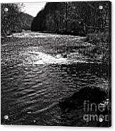 Broad River 5 Acrylic Print