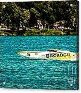 Broadco Property Acrylic Print