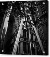 Broadway Nyc Acrylic Print