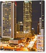 Broadway St Louis Acrylic Print