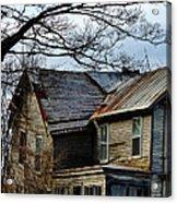 Broken Home Acrylic Print