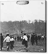 Bronx Parachute Leap Acrylic Print