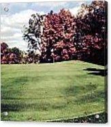Brookhill Golf Course Acrylic Print