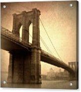 Brooklyn Nostalgia II Acrylic Print