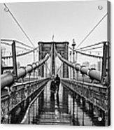 Brookyln Bridge  Acrylic Print
