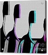 Brothers #2 Acrylic Print