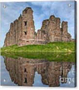 Brough Castle Acrylic Print