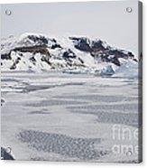 Brown Bluff, Antarctica Acrylic Print