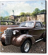 Brown Classic Collector Acrylic Print