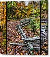 Brown County Park Acrylic Print