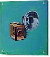 Brownie Box Camera Acrylic Print