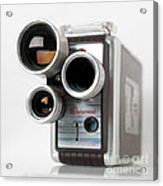 Brownie Movie Camera Acrylic Print