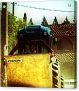 Brunello Taxi Acrylic Print