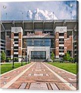 Bryant Denny Stadium Acrylic Print by Ben Shields
