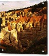 Bryce Canyon 3 Acrylic Print