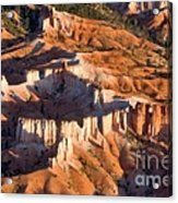 Bryce Canyon From The Air Acrylic Print