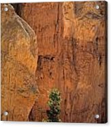 Bryce Canyon National Park Hoodo Monoliths Sunset From Sunset Po Acrylic Print