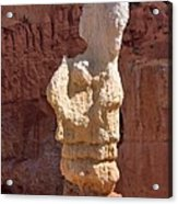 Bryce Canyon Rock Formation Acrylic Print