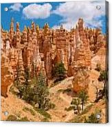 Bryce Canyon Spirals 2 Acrylic Print