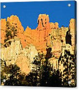 Bryce Canyon Panoramic Acrylic Print