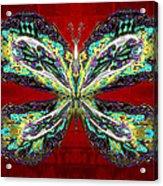 Bryla Foxsong Acrylic Print