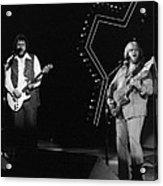 Bto In Spokane In 1976 Acrylic Print
