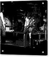 Bto Rock Spokane In 1976 Art Acrylic Print
