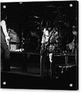 Bto Rock Spokane In 1976 Acrylic Print
