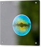 Bubble Acrylic Print