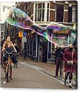Bubble Performance Acrylic Print