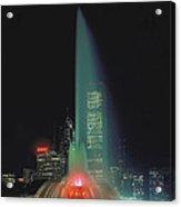 Buckingham Fountain Acrylic Print