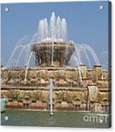 Buckingham Fountain - Chicago Acrylic Print