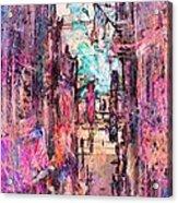 Buckingham Acrylic Print
