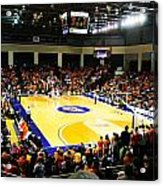 Bucknell Bison Sojka Pavilion Acrylic Print by Replay Photos