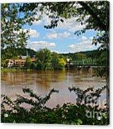 Bucks County Pennsylvania Acrylic Print