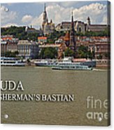 Budapest Acrylic Print