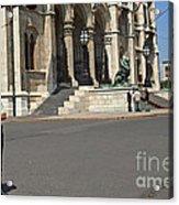 Parliament Budapest Acrylic Print