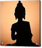 Buddah Acrylic Print
