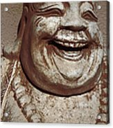 Buddha 15 Acrylic Print