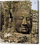 Buddha #2 Acrylic Print