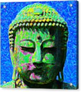 Buddha 20130130p0 Acrylic Print by Wingsdomain Art and Photography