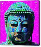 Buddha 20130130p76 Acrylic Print