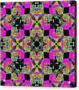 Buddha Abstract 20130130p0 Acrylic Print