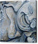 Buddha Bella Acrylic Print