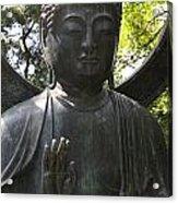 Buddha Detail Acrylic Print