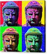 Buddha Four 20130130 Acrylic Print