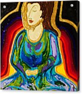 Buddha IIi Acrylic Print